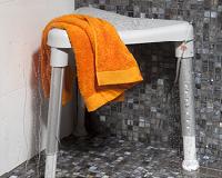 Chaise bain et douche