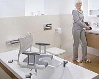 Matériel médical salle de bain, tabouret douche et toilettes - Vimédis