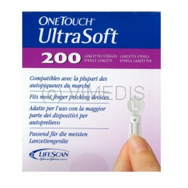Lancettes One Touch UltraSoft