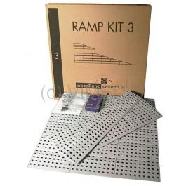Rampe de seuil Excellent Kit 3