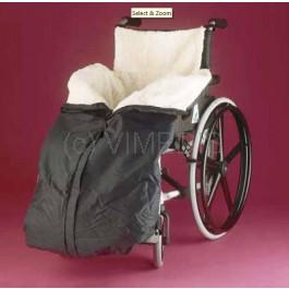 Manchon pour fauteuil roulant