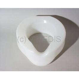 Siège de toilettes 10 cm