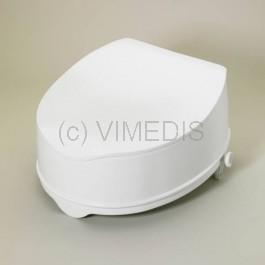 Réhausseur de toilettes avec abattant 10 cm
