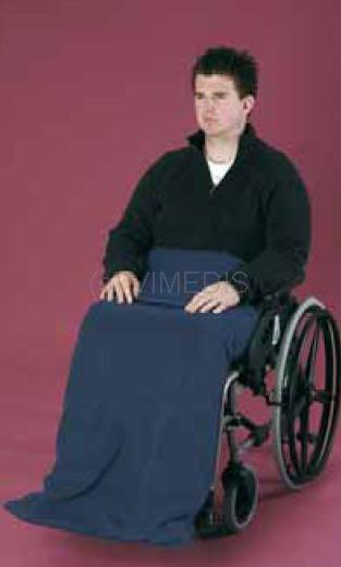 Couverture pour fauteuil roulant