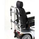 Porte déambulateur pour scooter médical