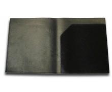 Porte ordonnances en cuir