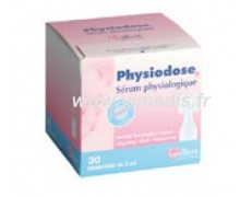Serum physiologique