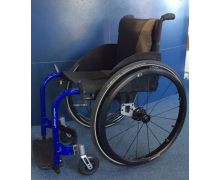 Fauteuil roulant d'occasion Kuschall Champion