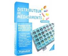 Pilulier hebdomadaire petit format