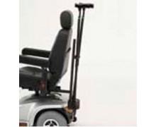 Porte canne-pour scooter