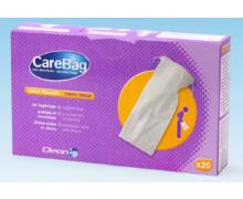 Urinal masulin CareBag Cleanis