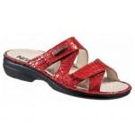 Sandales orthopédiques NEWSAN 547 - Rouge