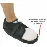 Chaussure de décharge de l'avant-pied Sober - Pare-chocs