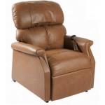 fauteuil releveur électrique Confort plus 1 moteur Fauve Brisa