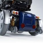 Fauteuil roulant électrique Invacare Storm 4 AA1 - Vue arrière