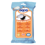 Gants shampoing jetables Aqua