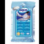 Gants jetables Total Hygiène Aqua