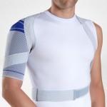 Epaulière OMOTRAIN, orthèse active de l'épaule