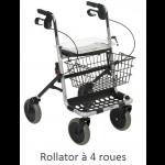 Location rollator (Lyon, Rhône, Ain, Isère, Loire, Saône-et-Loire)