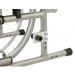 Platine roue arrière Litego