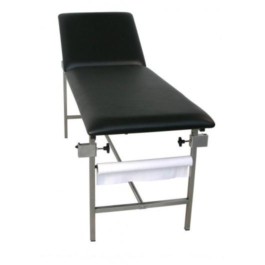 Table d'examen noire