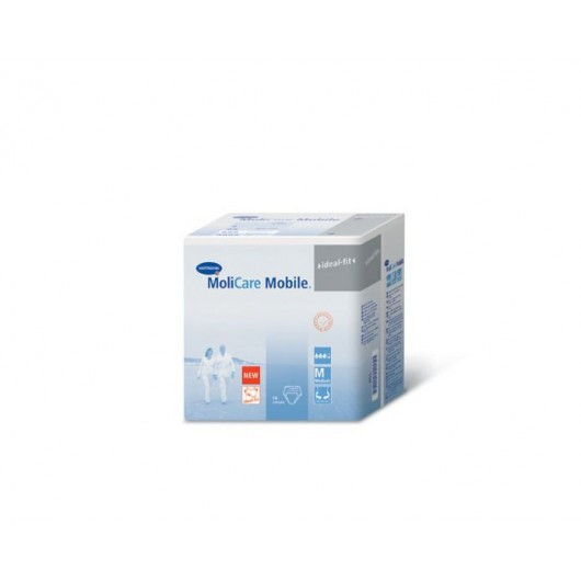 Slips absorbants Molicare Mobile Extra Large