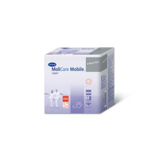 Slips absorbants Molicare Mobile Super Small