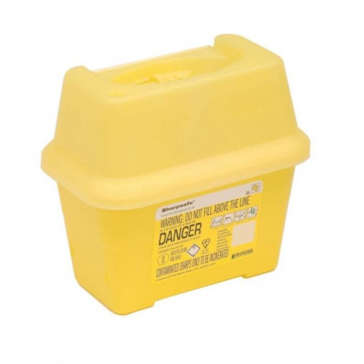Sharpsafe 2 litres