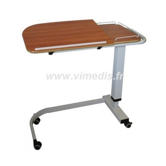 table de lit m dical kalisto table d 39 hopital roulettes. Black Bedroom Furniture Sets. Home Design Ideas