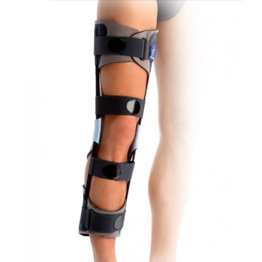 Attelle d'immobilisation du genou Genuimmo 0° Thuasne 50 cm