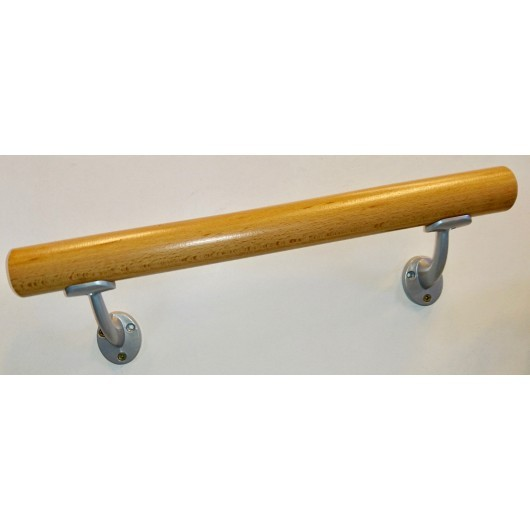 barre d'appui sur mesure en bois