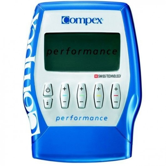 Electrostimulateur Compex Performance