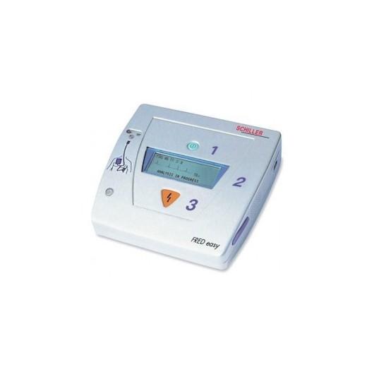 Défibrillateur Schiller FRED EASY semi-automatique