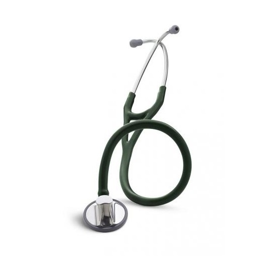Stéthoscope 3M Littmann Master Cardiologie-Vert anglais