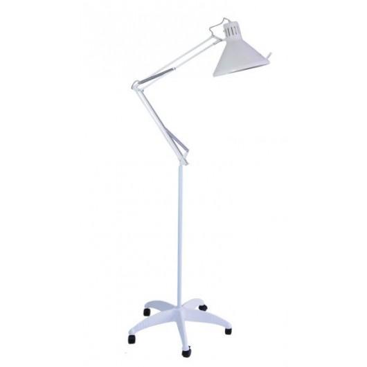 Socle à roulettes modèle 8 kg pour lampes Luxiloupe et Lux-IR