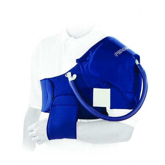 Manchon anatomique pour l'épaule pour glacière cryo-cuff Aircast