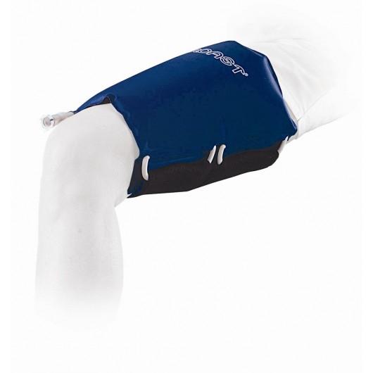 Manchon anatomique pour la cuisse pour glacière cryo-cuff Aircast