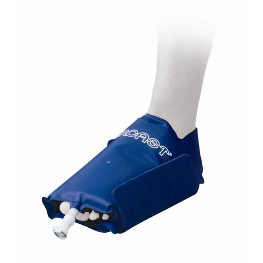 Manchon anatomique pour le pied pour glacière cryo-cuff Aircast