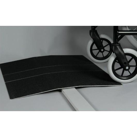 Rampe de seuil aluminium Stepless