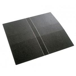 Rampe de seuil aluminium