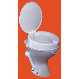 Siège de toilettes avec abattant