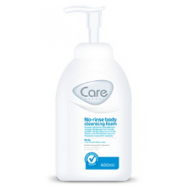 Mousse nettoyante Care expert Incontinence