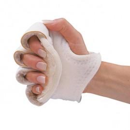 Protecteur de paume avec séparateurs de doigt Rolyan