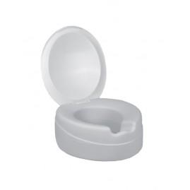 Réhausse WC Contact Plus avec couvercle Herdegen