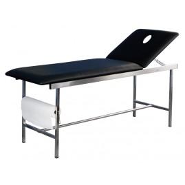 Table de massage inox (62cm de largeur)