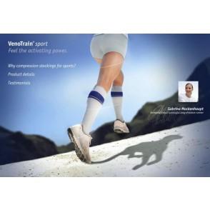 Chaussettes de contention Venotrain Sport