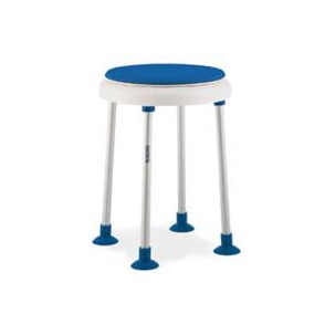 Tabouret de douche Aquatec Disk on Dot