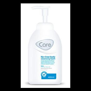Mousse nettoyante corporelle Care Expert