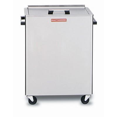 Dispositif chauffant Chattanooga Unité de chauffage mobile Hydrocollator M2 (220V)