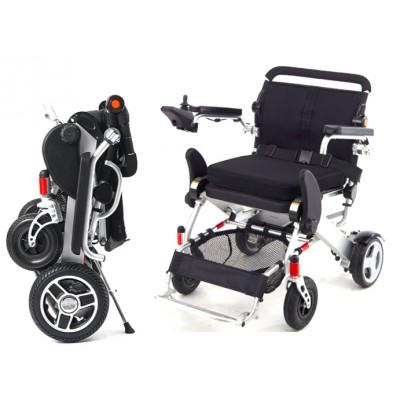 Fauteuil roulant électrique pliant SmartChair et Smart chair XL
